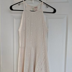 Mossimo, Target Off White Lace Dress